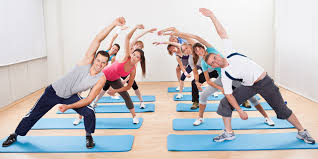 lindy's at the beach fitness studio, fitness classes in hermitage pa